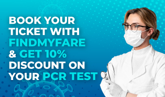 Get 10% Discount on PCR Test