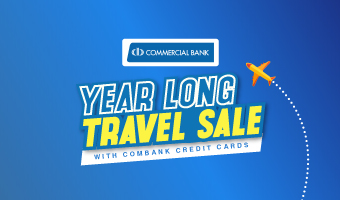 YEAR LONG TRAVEL SALE