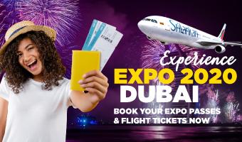 Experience Expo 2020 Dubai