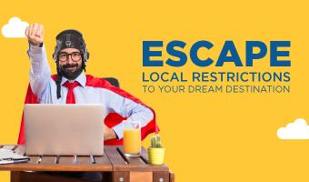 Escape Local Restrictions