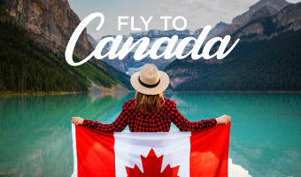 Fly to Canada
