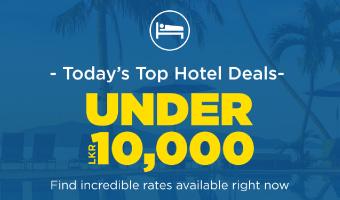 Hotels under LKR. 10,000