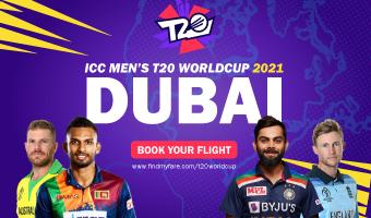 T20 Worldcup 2021 Dubai