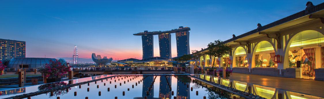 Singapore on Emirates