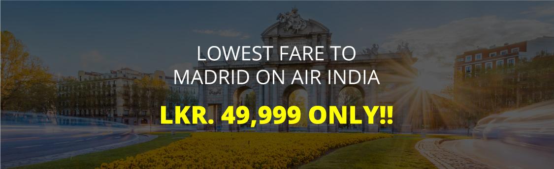 Findmyfare.com   Air India