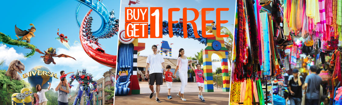 Findmyfare.com   Buy 1 Get 1 Free