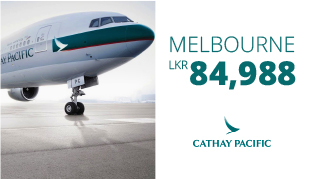 Melbourne | Cathay Pacific