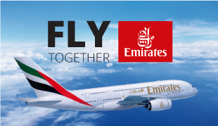 Emirates -30% | The Air Fare Experts
