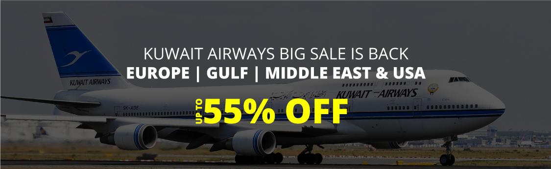 Findmyfare.com   Kuwait Airways