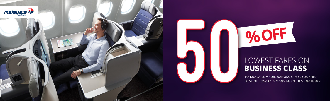 Findmyfare.com | Special Malaysia Airlines