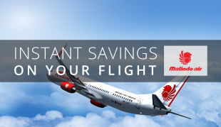 Instant Savings | Malindo Air
