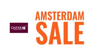 Qatar Amsterdam Sale