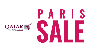 Qatar Paris Sale