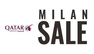 Qatar Milan Sale
