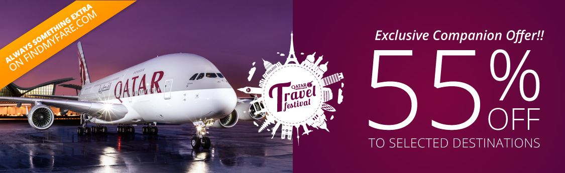Findmyfare.com | Qatar Airways