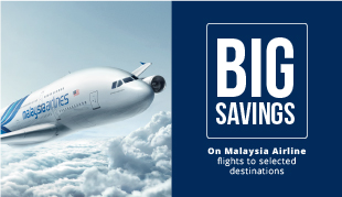 Save Big | Malaysia Airlines
