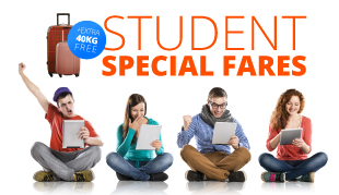 Special Fares | Student