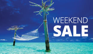 Weekend Sales | Flights