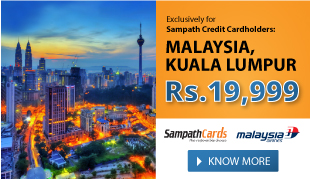 Kuala Lumpur Just Rs.19,999/-