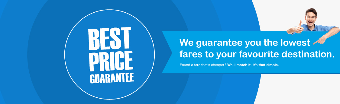 Lowest Fare Guarantee