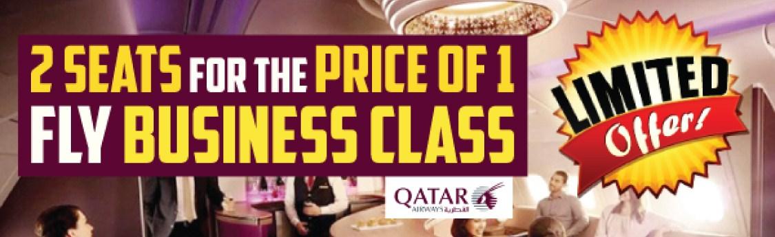 Qatar Airways Offer
