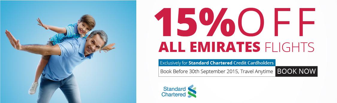 Sale 15 Off Emirates Flights