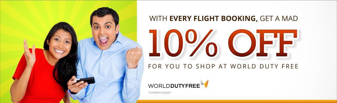 World Duty Free Offer