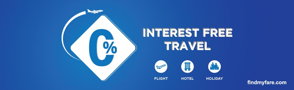 Findmyfare | 0% Interest Free Travel