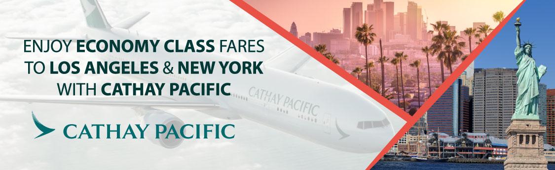 Findmyfare | Cathay Pacific