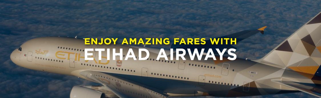 Findmyfare   Etihad Airways