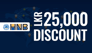 SAVE BIG With HNB Credit Cards!