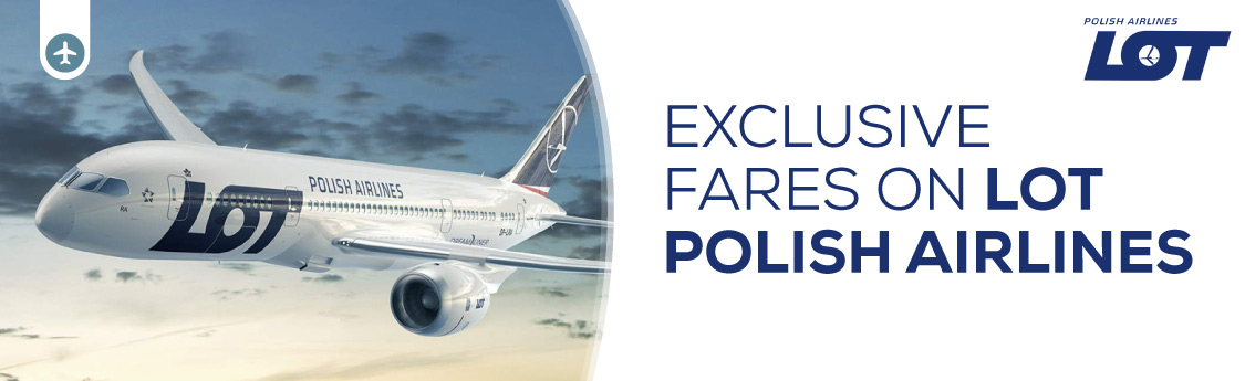 Findmyfare | LOT Polish Airlines
