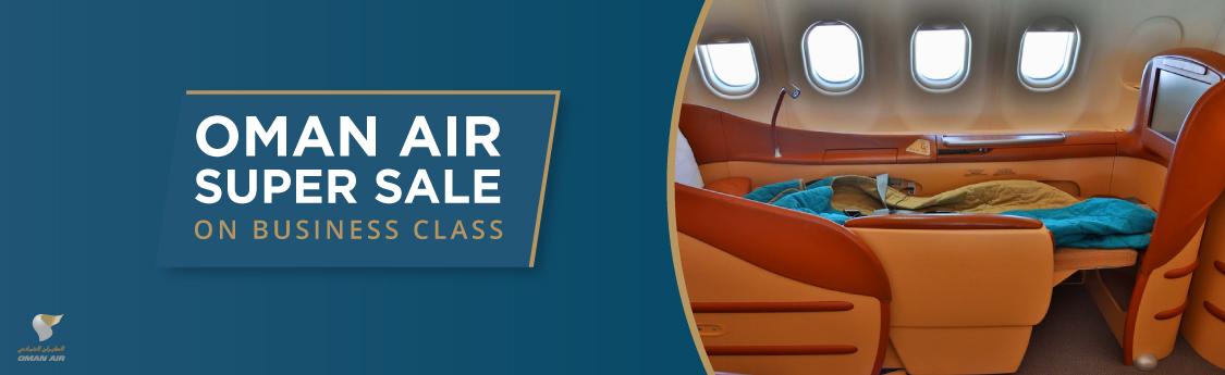 Findmyfare | Oman Air