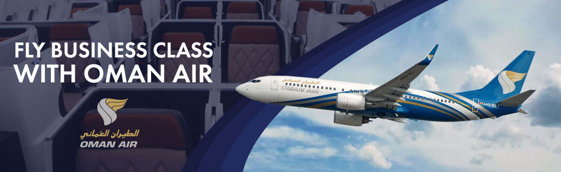 Findmyfare | Oman Air