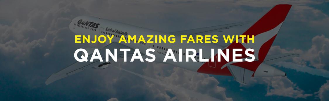 Findmyfare | Qantas Airlines