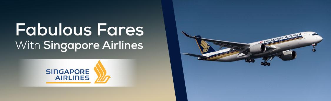 Findmyfare | Singapore Airlines