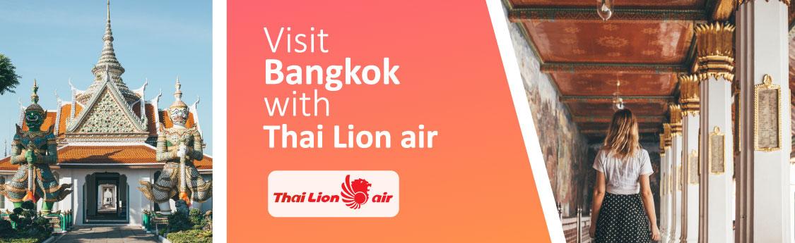 Findmyfare | Thai Lion Air