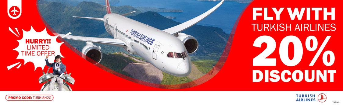 Findmyfare   Turkish Airlines