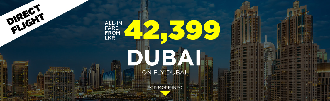 Findmyfare.com | Fly Dubai