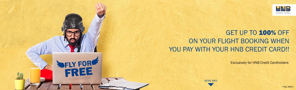 Findmyfare.com | HNB Credit Cards