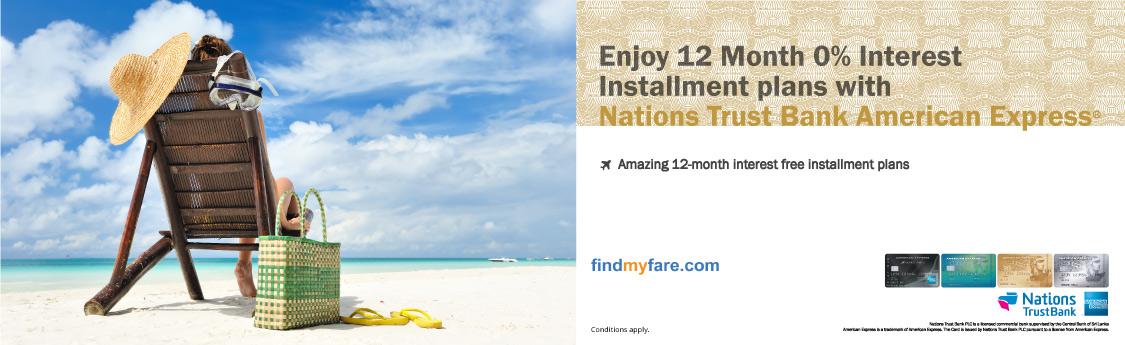 Findmyfare.com | NTB Amex