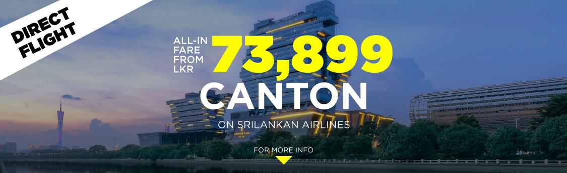 Findmyfare.com | Srilankan Airlines