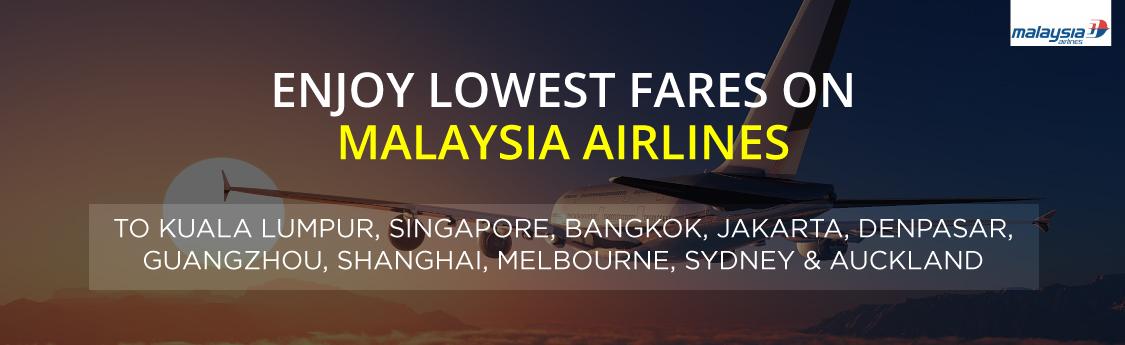 findmyfare | Malaysia Airlines