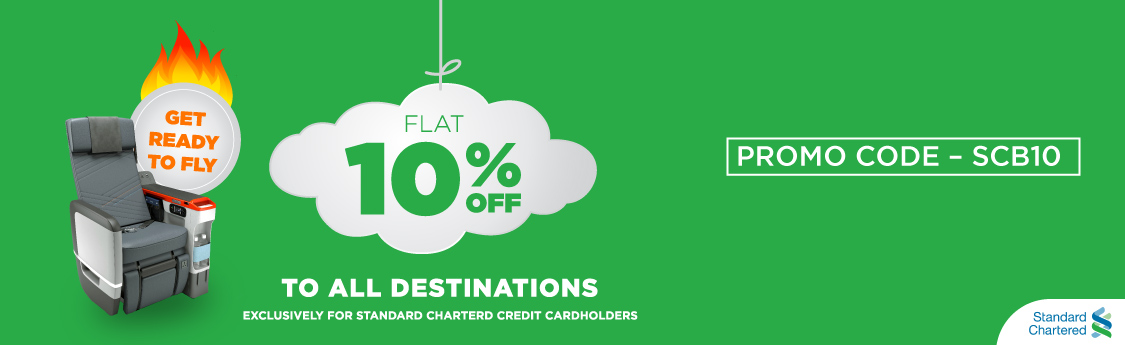 findmyfare | Standard Chartered