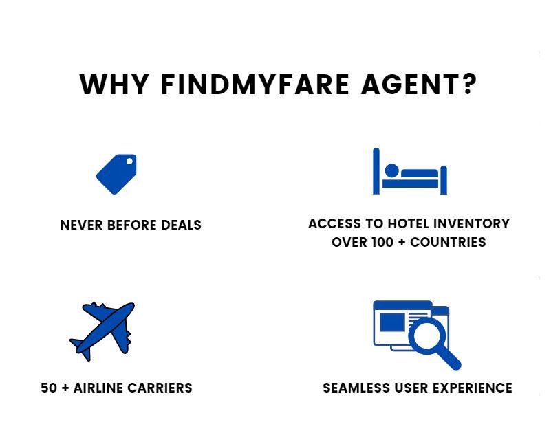 Findmyfare Agent Benefits