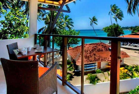 hotel hot deal Calamander Unawatuna Beach