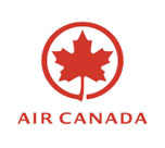 Flywith Aircanada Airline - logo - with Findmyfare
