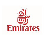 Fly with Emirates - Logo