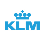 Fly with KLM -logo