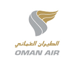 Flywith Oman Air Airline - logo - with Findmyfare